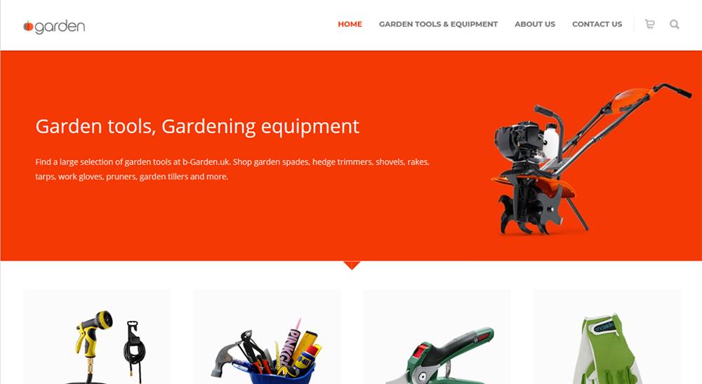 UK Garden Tools